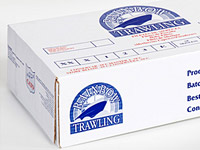 Corrugated packaging product – Rainbow trawling [photo]