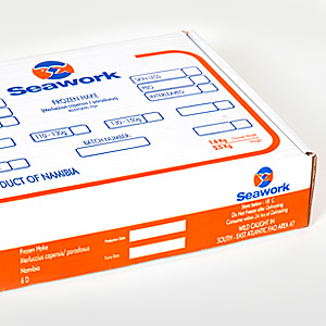 Corrugated packaging product – Seawork [photo]